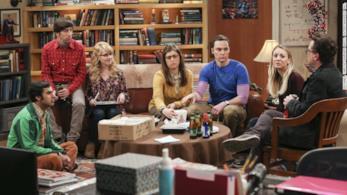 Un'immagine da The Big Bang Theory