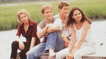 Dawson's Creek, i quattro protagonisti.