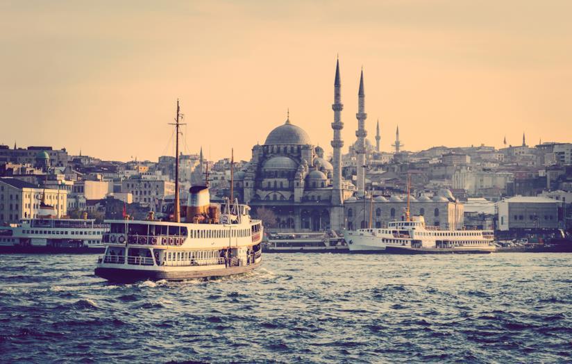 La magia di Istanbul