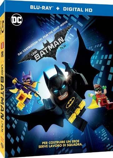 Blu-ray di LEGO Batman - Il film