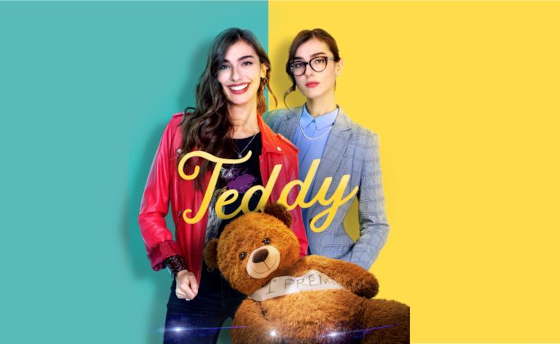 Stella Egitto in Teddy