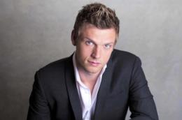 Un primo piano di Nick Carter