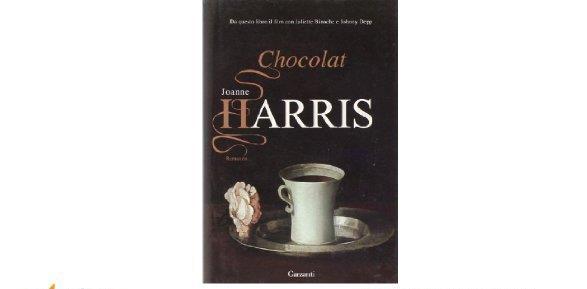 Romanzo Chocolat di Joanne Harris