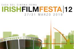 Irish Film Festa:locandina