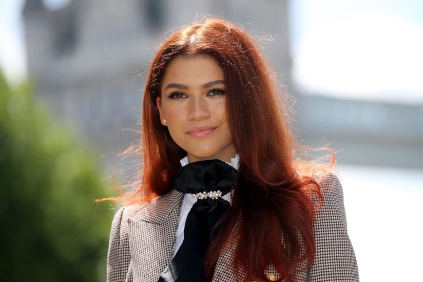 online retailer 66368 0a6e9 Zendaya sceglie i capelli rossi come Mary Jane di Spider-Man
