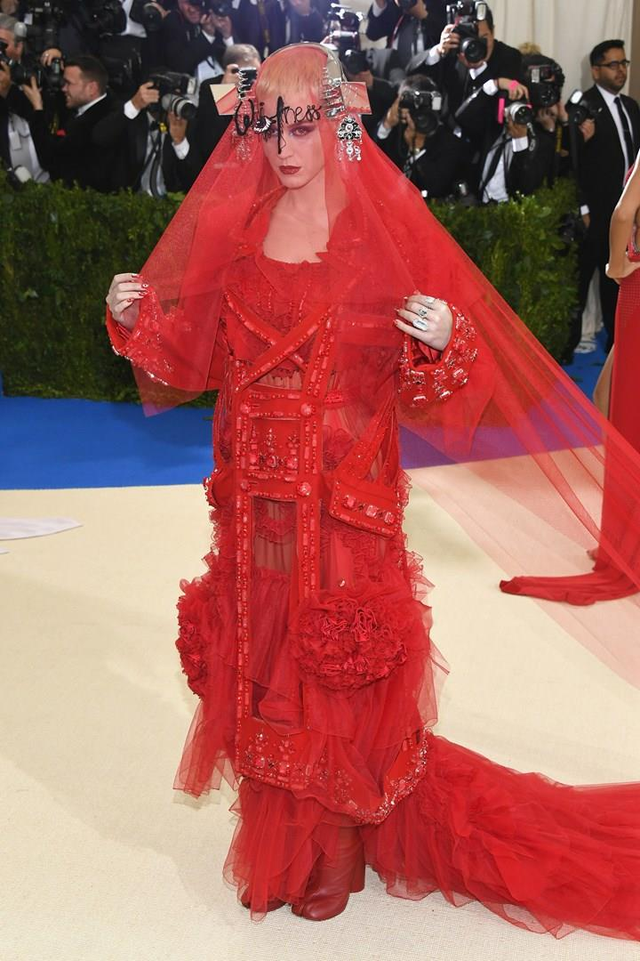 Katy Perry al MET Gala 2018