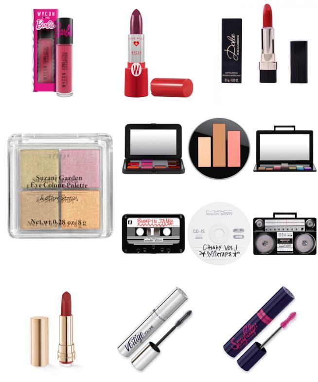 Prodotti di Make Up per San Valentino