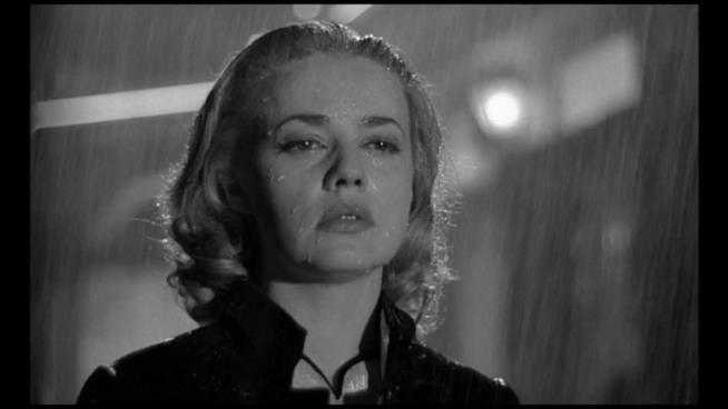 L'attrice Jeanne Moreau, indimenticabile interprete di Ascensore per il patibolo