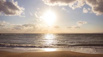 Giornata soleggiata al mare