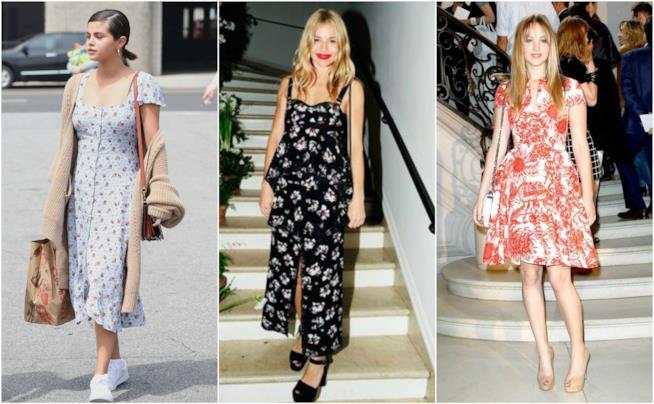 Primavera Estate 2018  la moda è flower boom per i vestiti e accessori 19342dafb9e