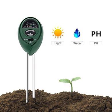 kit per l' umidità, luce e pH