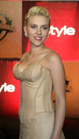 Scarlett Johansson nei primi anni '00