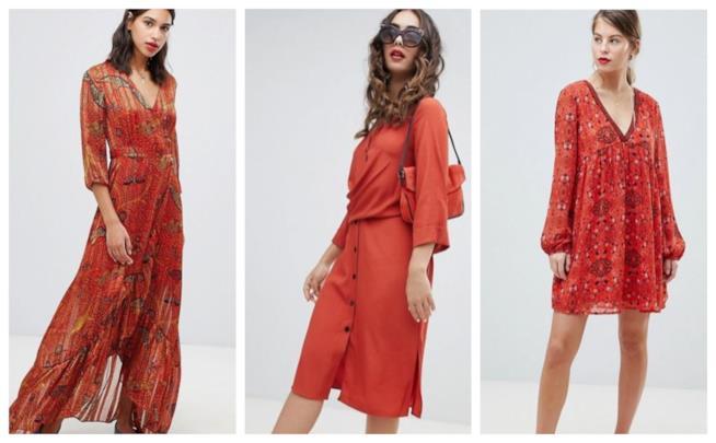 I colori moda autunno inverno 2018-19 sui vestiti e gli accessori 94932a5f376