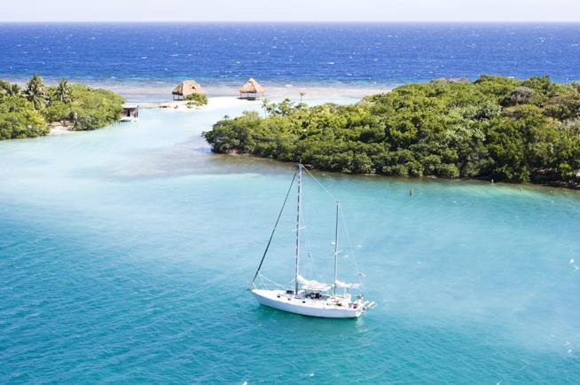 Roatan in Honduras per una vacanza in compagnia