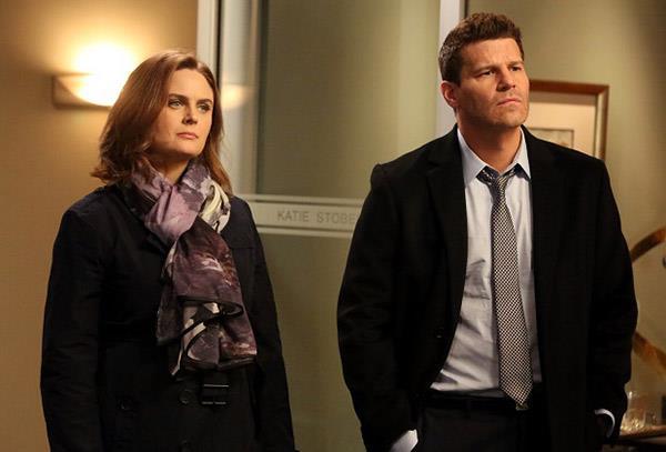 Bones: un'immagine dalla stagione finale