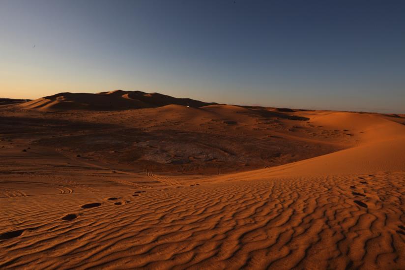 Ghadamès, Libia