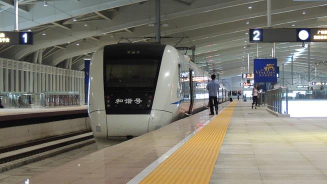 Bambini a bordo: in Cina si valuta l'idea di destinare carrozze speciali per famiglie