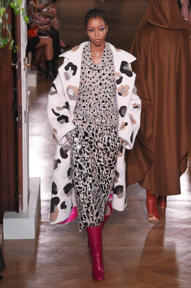 Sfilata VALENTINO Collezione Alta moda Autunno Inverno 19/20 Parigi - ISI_3586
