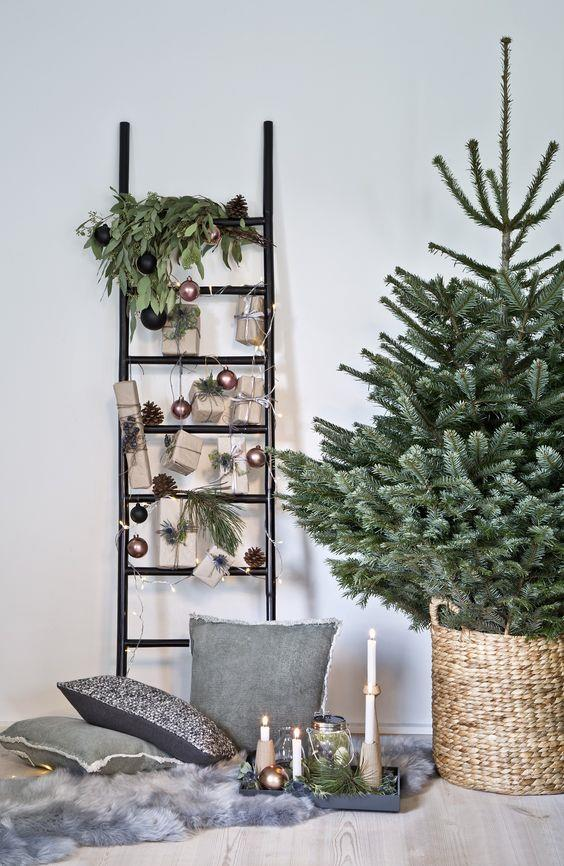 Addobbi natalizi nordici
