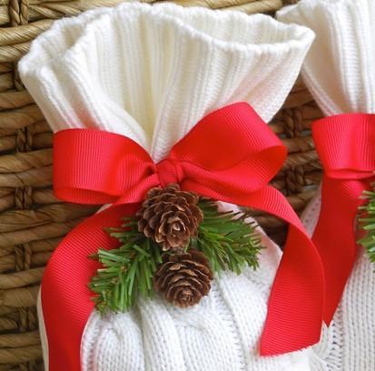 pacco regalo di maglia