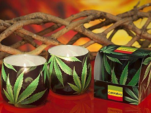 Candela alla cannabis