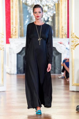 Sfilata ELLI Collezione Alta moda Autunno Inverno 19/20 Parigi - Elli HC F19 028