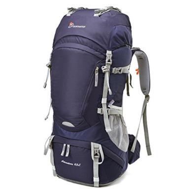 Zaino da trekking ed alpinismo
