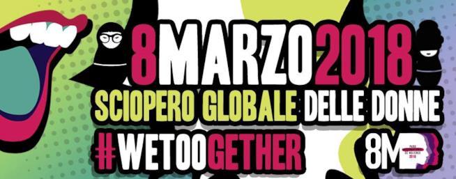 Sciopero globale delle donne dell'8 marzo