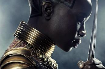 Black Panther: uno sguardo al look di una delle eroine