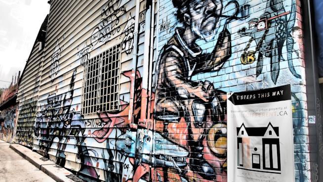 Street art a Toronto