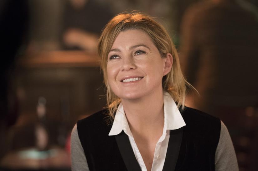 Grey's Anatomy: Meredith Grey in una scena dalla serie