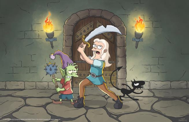 Disenchantment tra le serie TV in arrivo