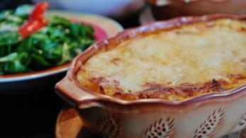 Ricetta delle lasagne al forno con zucca e funghi