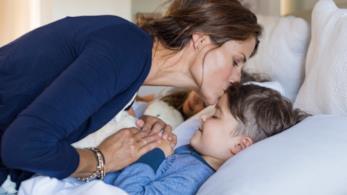 Evitare perdite di tempi per far dormire i figli