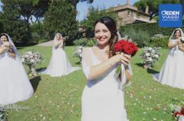 Quattro spose sfavillanti