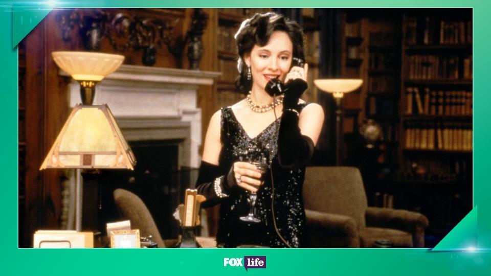 """Madeleine Stowe interpretò nel 1990 la protagonista di un film il cui titolo era """"Revenge""""."""