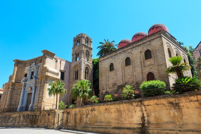 Due stupende chiese: Martorana e San Cataldo