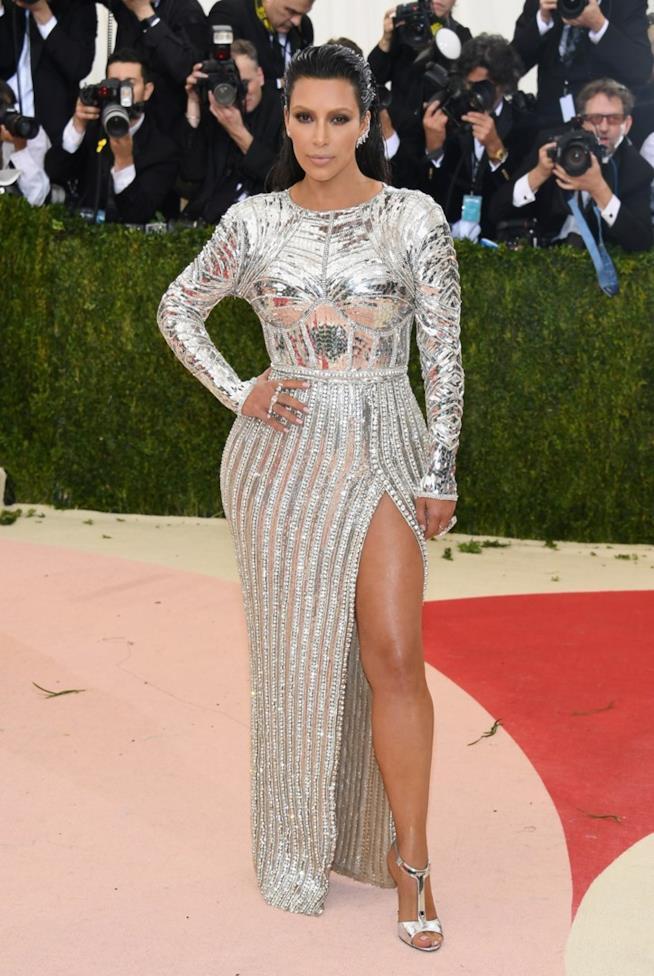 Kim Kardashian al MET Gala 2016