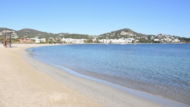 Playa de Talamanca, Ibiza