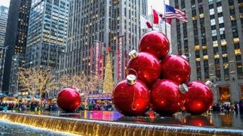 New York a Natale e Capodanno