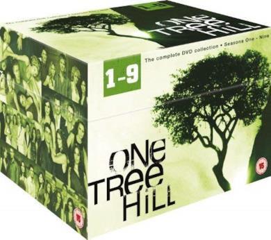 Cofanetto DVD di One Tree Hill - Seasons 1-9