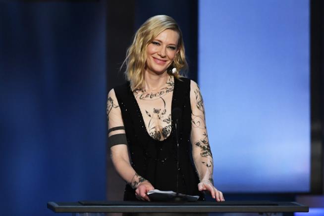 Cate Blanchett all'AFI Gala
