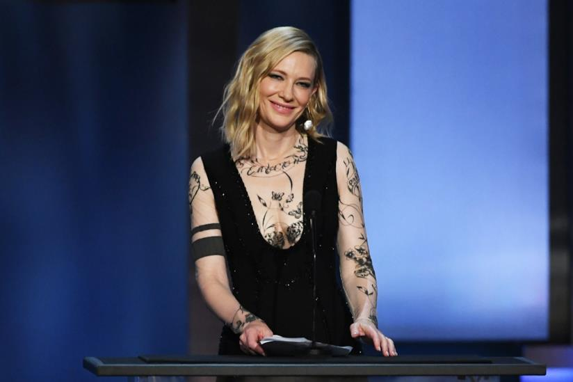 Cate Blanchett in Mrs. America mini-serie di FX