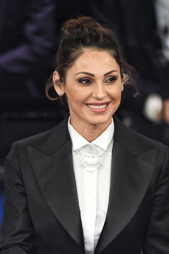 Anna Tatangelo, serata duetti Sanremo 2019