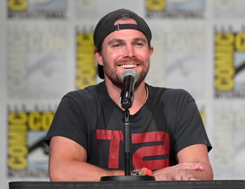 L'attore Stephen Amell