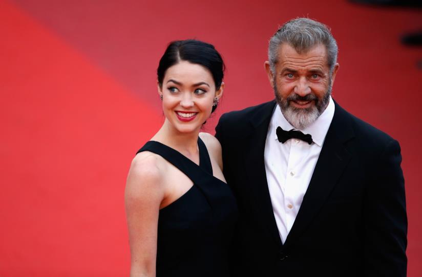 Rosalind Ross e Mel Gibson