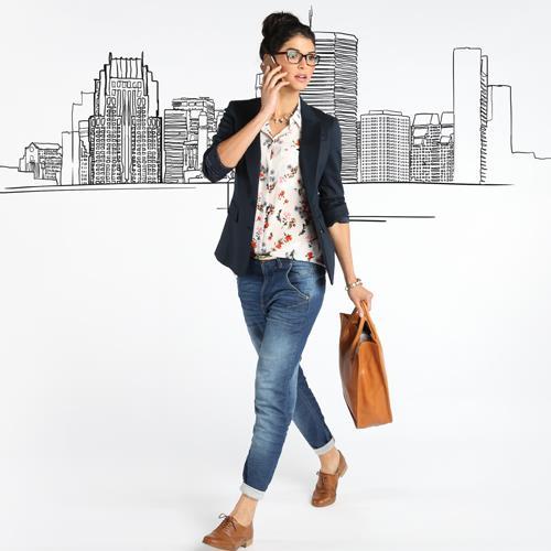 L'outfit perfetto per l'ufficio