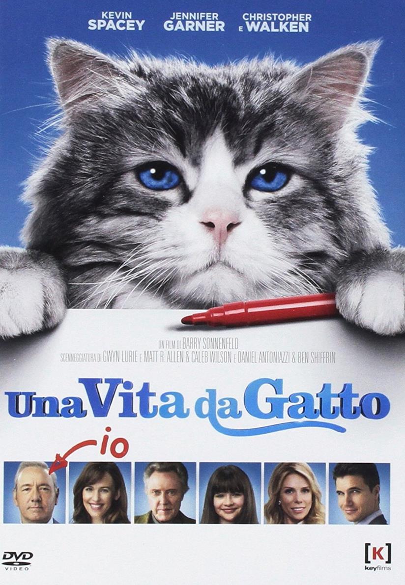 Nine Lives - Una Vita da Gatto