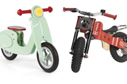 Una pratica guida per selezionare la migliore bici senza pedali per il tuo bambino