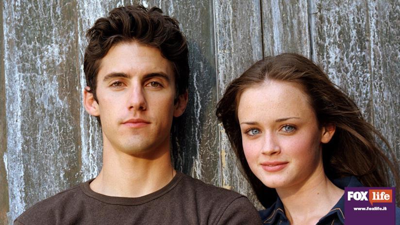 Una mamma per amica: Jess e Rory